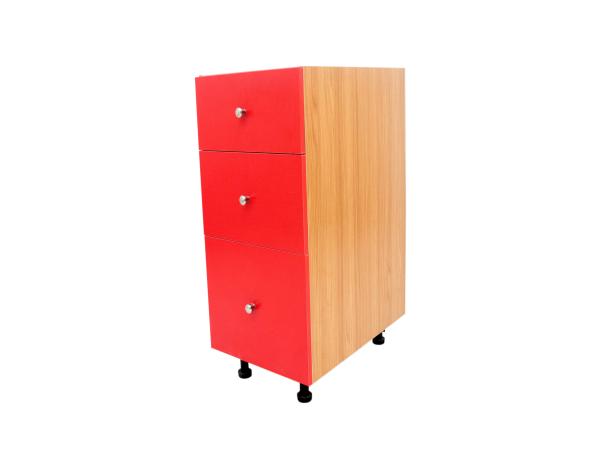Kitchen base unit drawer cabinet 60 x 58 x 78 cm cozy for 800 kitchen drawer unit