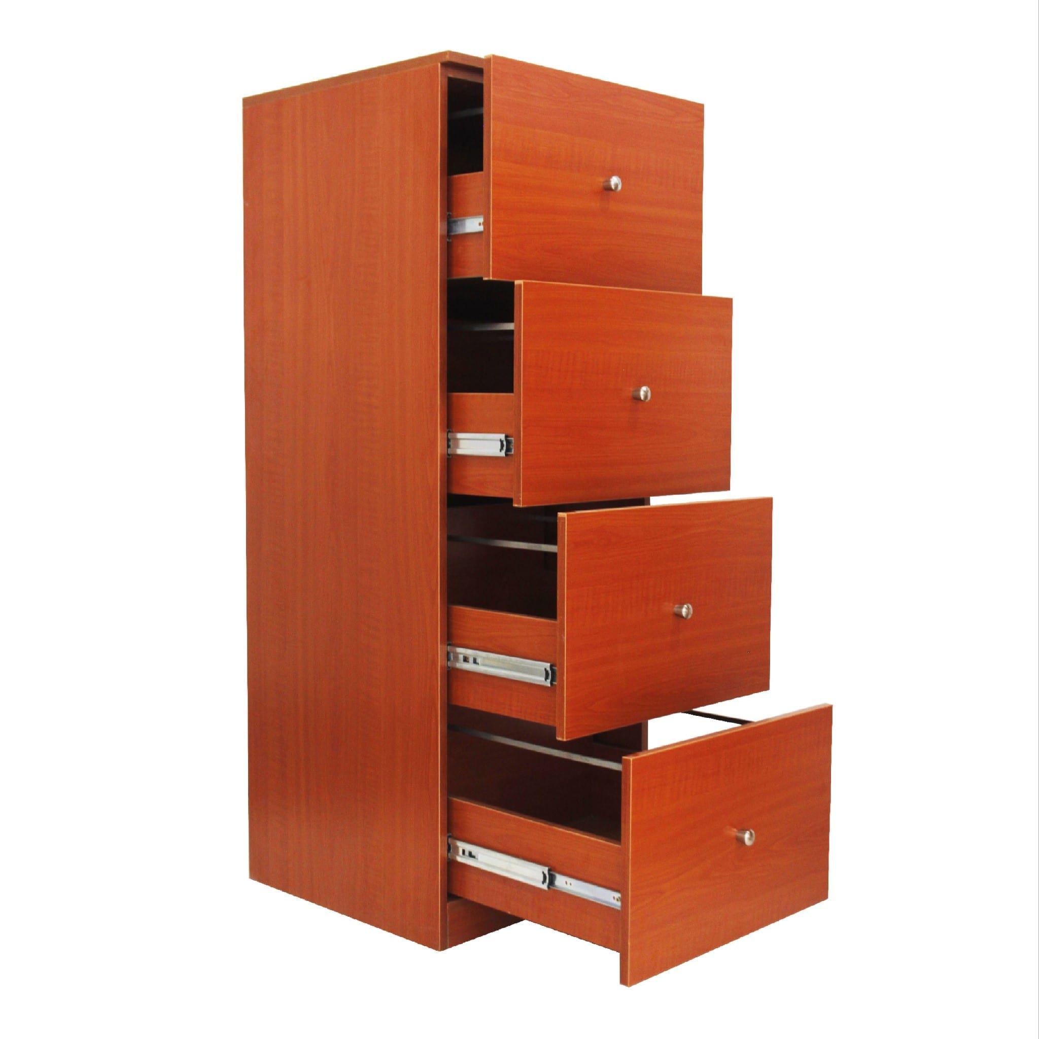 storage itm office plastic unit organizer drawers cabinet s bedroom drawer